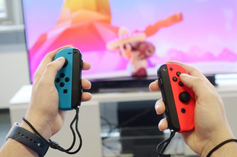 Super Mario Odyssey Hands-on! Nintendo Switch