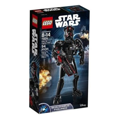 Lego Star Wars 75526 – Elite TIE Fighter Pilot